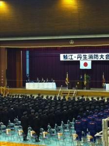 鯖江・丹生消防大会25
