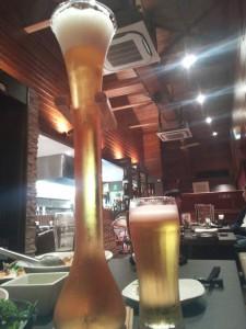 voyageのタワービール