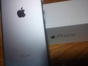 iPhone6 silver 128GB