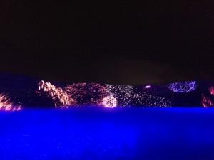 ナイアガラの滝(花火)